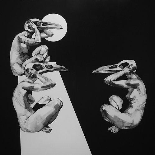 """""""The odd man out"""",  Aljona Shapovalova"""