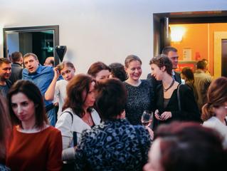 Открытие выставки Марии Аристовой, приуроченной к 5-летию отеля Demetra Art Hotel и премии Pillow Aw