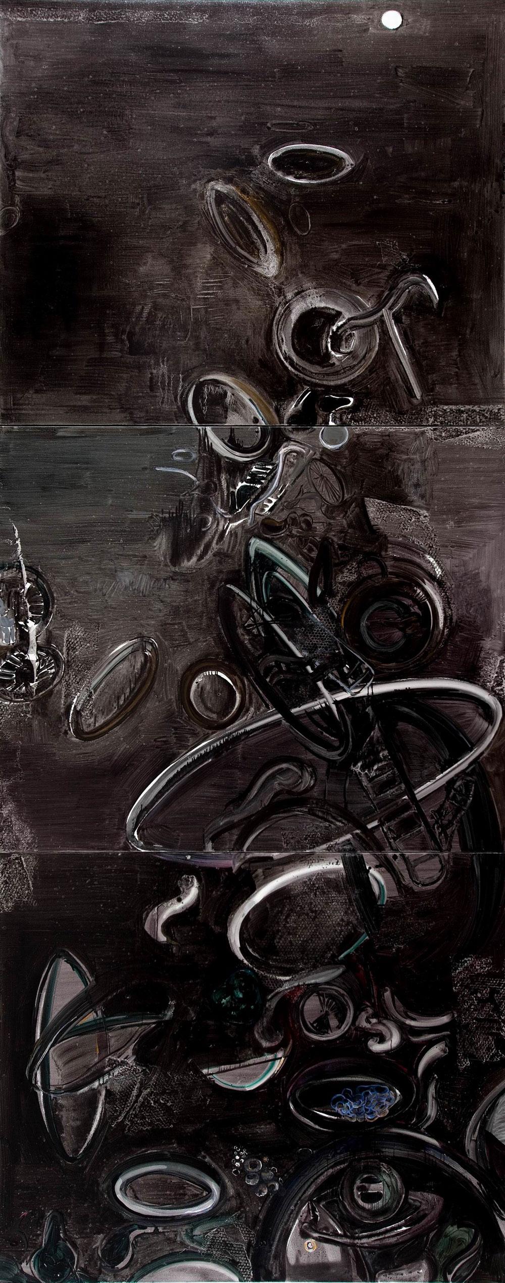 Falling Bicycle
