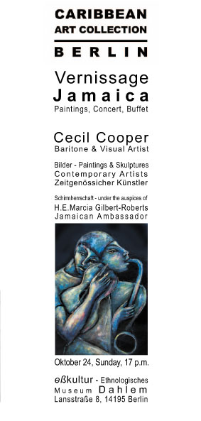 Jamaica Cecil Cooper