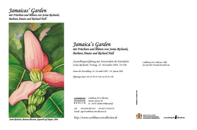 Jamaicas Garden