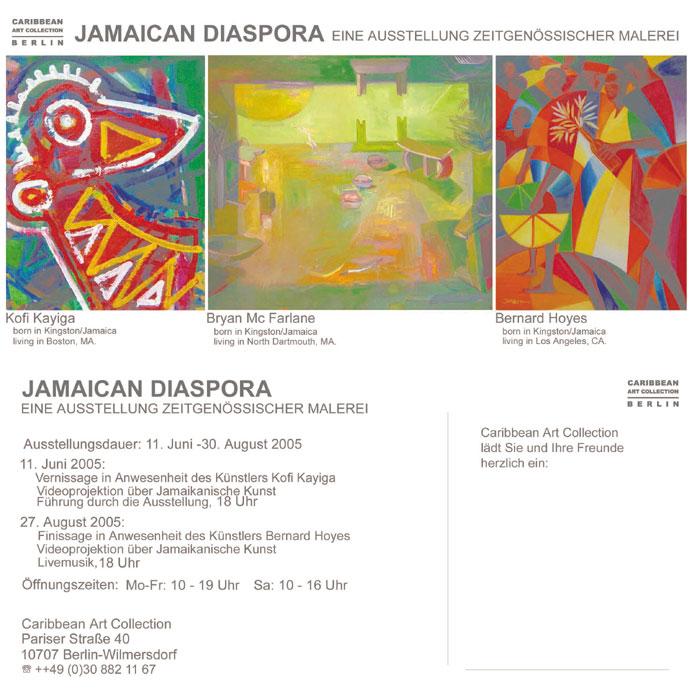 Jamaican Diaspora