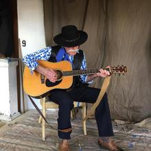 Skip the singing cowboy - model