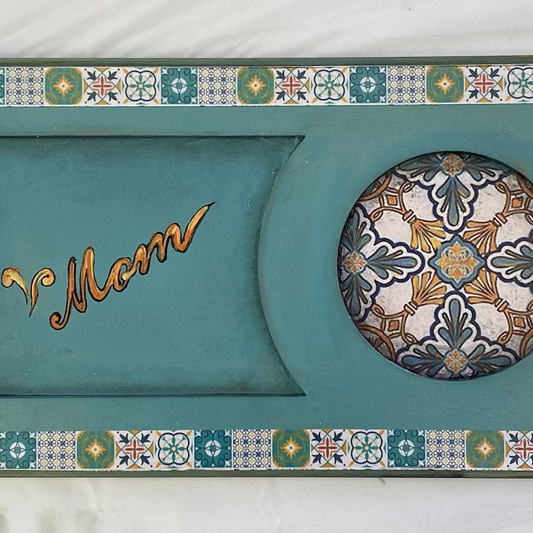 Tray for the one I love