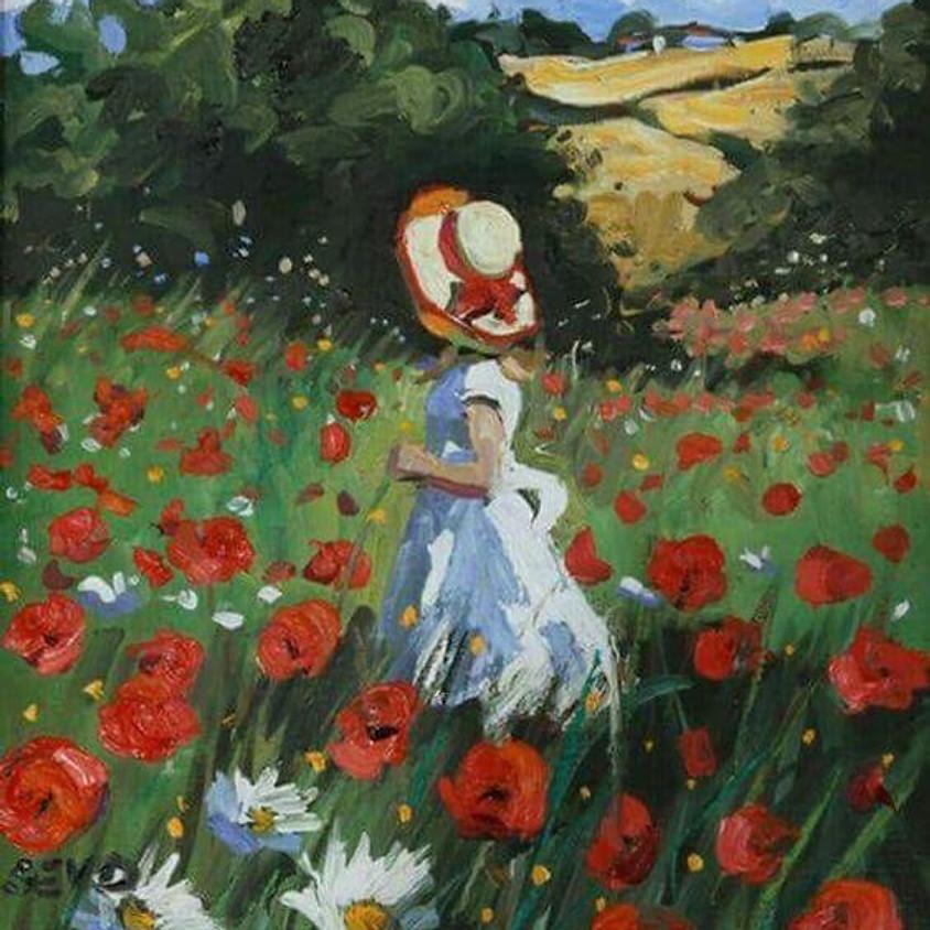 Between The Poppies