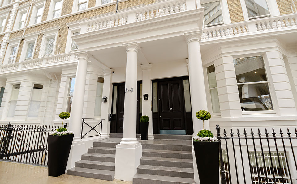 Exterior Painting and decorating London _ Direct Painters