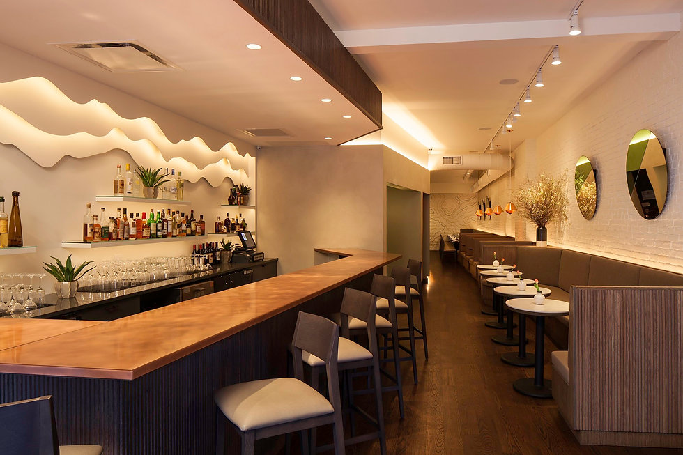 Restaurant Painting and Decorating London
