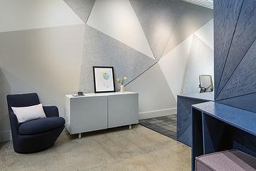 Leading office decorators London