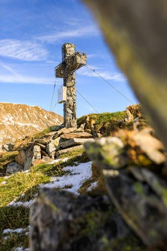 Gipfelkreuz - mal anders