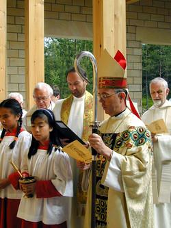 Kirkevigsel 16. juni 2001