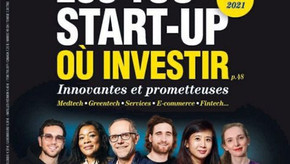 Startup where to invest in 2021