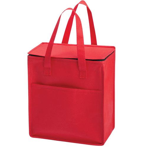 TRAKAI - Non-Woven Cooler Bag - Red