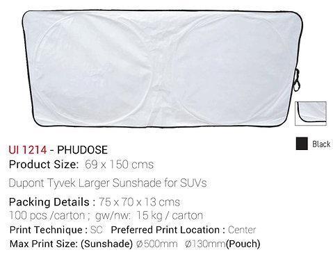 PHUDOSE Dupont Tyvek Larger Sunshade