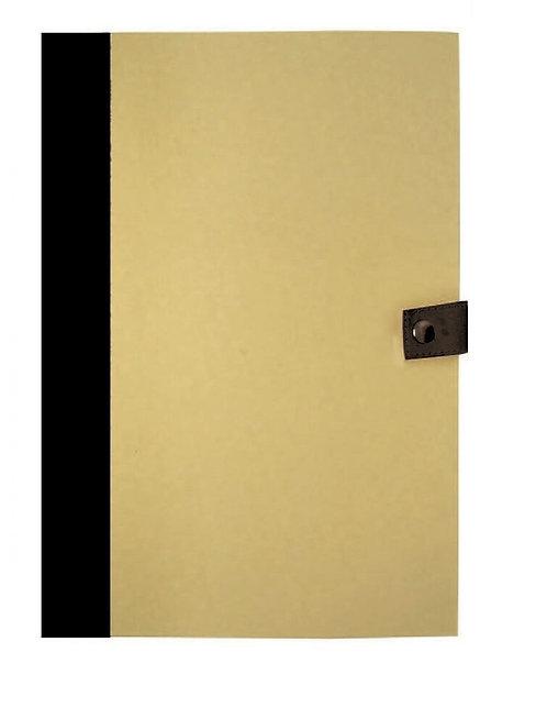 Eco-neutral Sorbus A4 Folder With Pen Black