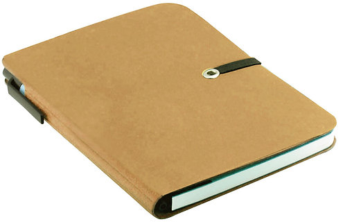 Eco-neutral Nuuk Meetings Notepad Craft