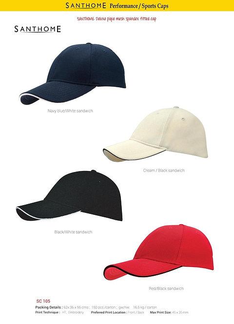 SANTHOME Performance / Sports Caps
