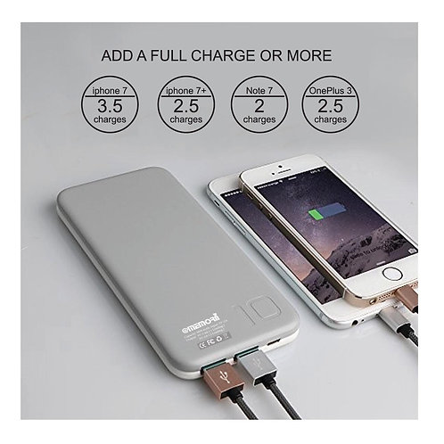 @memorii 10Power - Powerbank 9000 MAH