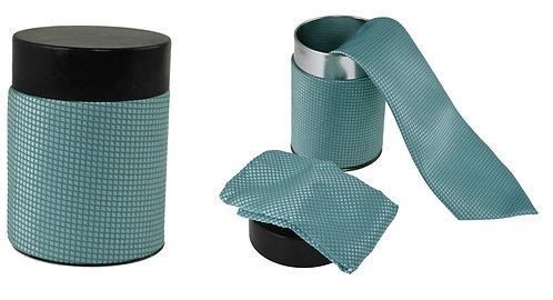 Tie & Handkerchief Set In Box Packing