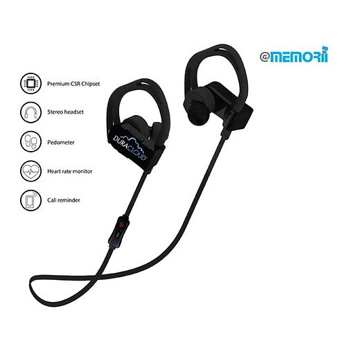 Memorii - BEATEX Bluetooth Earphone With Heart Rate Monitor