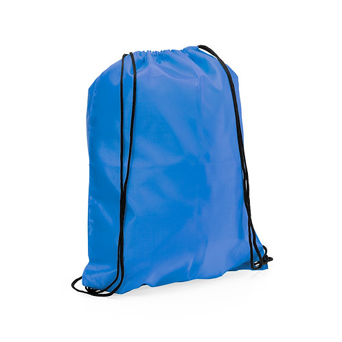Drawstring Backpack In Soft Polyester