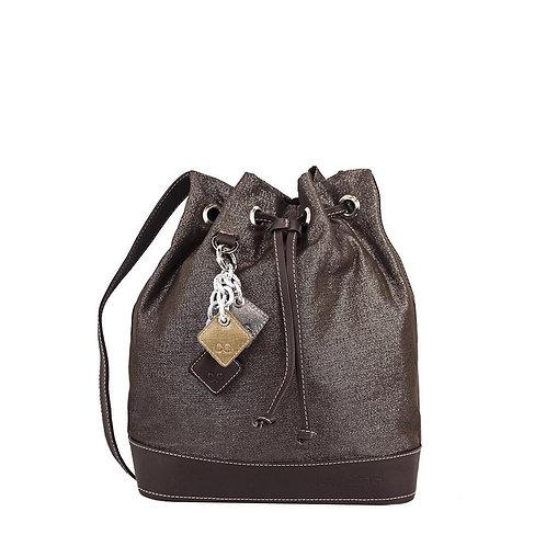 LOLA Pull Bag- Chocolate