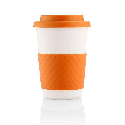 Eco-Neutral Cupgo Coffee Mug (Orange)