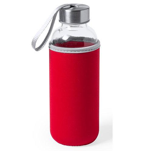 420ml Capacity Glass Bottle With Neoprene Cover