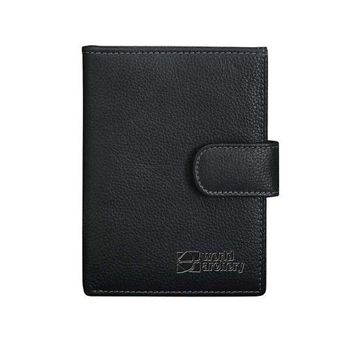 BARI Passport Cover NDM Leather In PB 1052