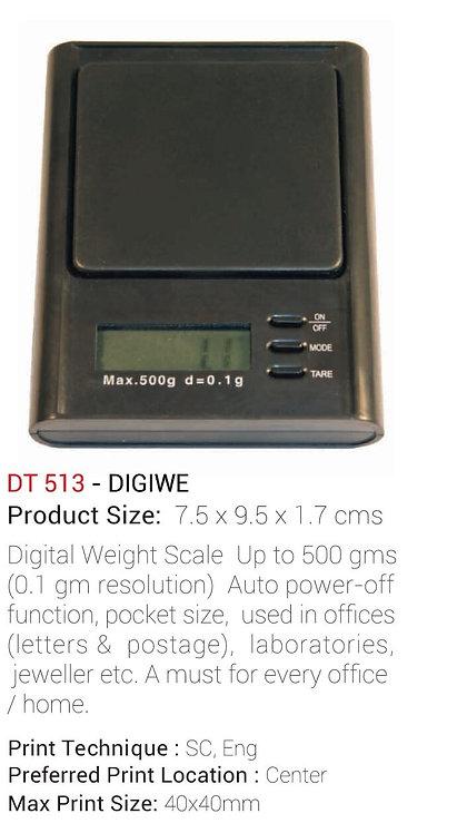DIGIWE Digital Weight Scale