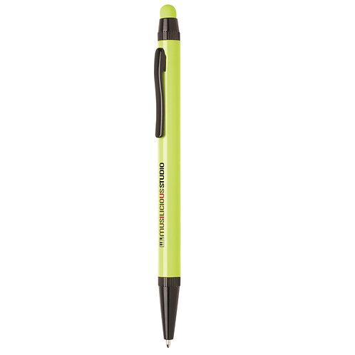 XD Design Aluminium Slim Stylus Pen - Lime