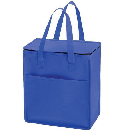TRAKAI - Non-Woven Cooler Bag - Blue