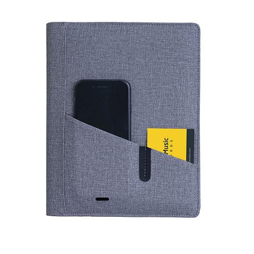 VERIA A5 Folder With 10000mAh Powerbank