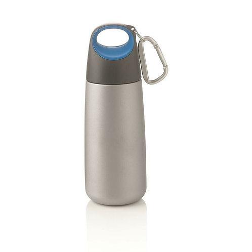 XDDESIGN BOPP Mini Water Bottle With Carabiner - Blue