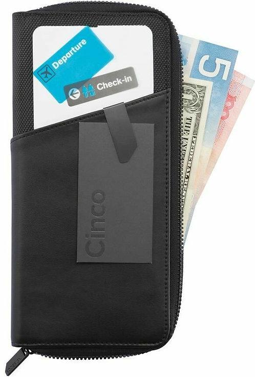 XDDESIGN Komo Leather Travel Wallet