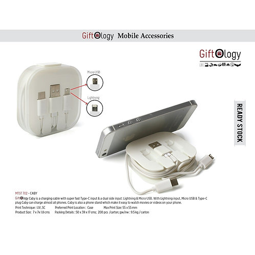 Caby - Charging Cable