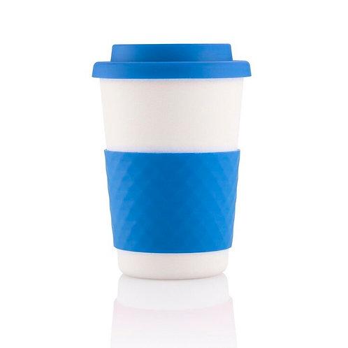 Eco-Neutral Cupgo Coffee Mug (Blue)