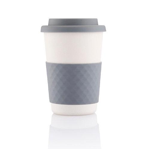 Eco-Neutral Cupgo Coffee Mug (Grey)