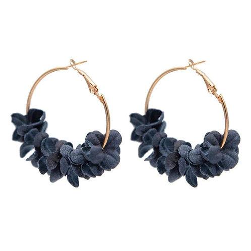 Aussie -Navy Earrings