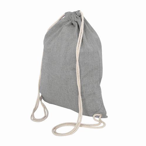 KOSZEJ Chambray Drawstring Bag