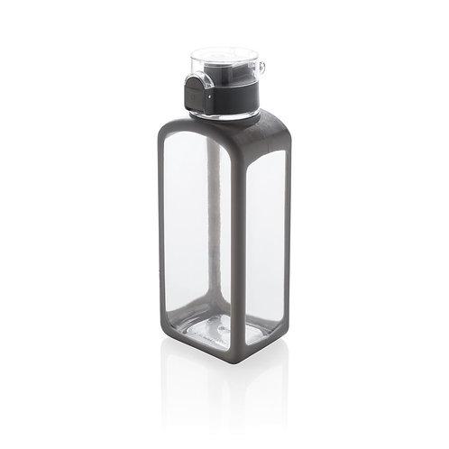 SQUARED - Lockable Leak Proof Tritan Water Bottle - White
