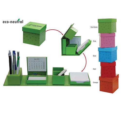 VERNON Desktop Memo Cube