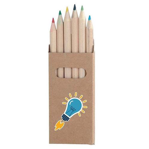 TERVEL - Color Pencil Set - Craft