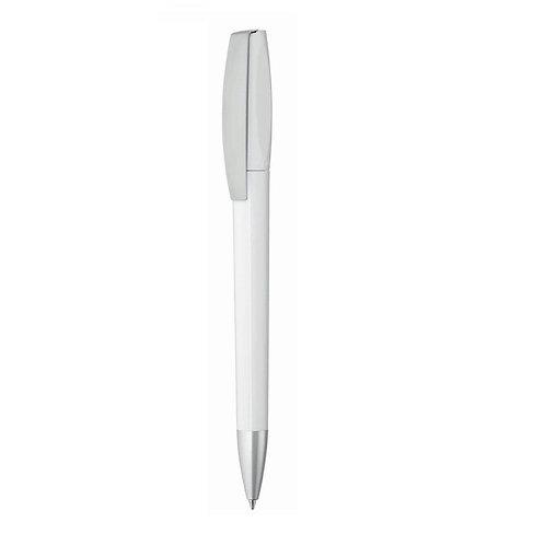 UMA CHILL Plastic Pen - White