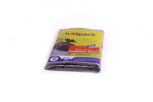 Hotpack-garbage bag 105*130cm-heavy duty- 70 gallon 10pcs