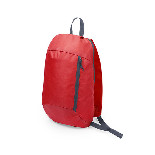 Backpack In Resistant Polyester