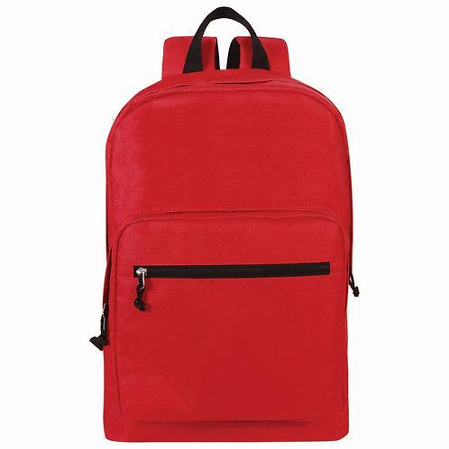 Giftology KADIE Basic Backpack (Red)
