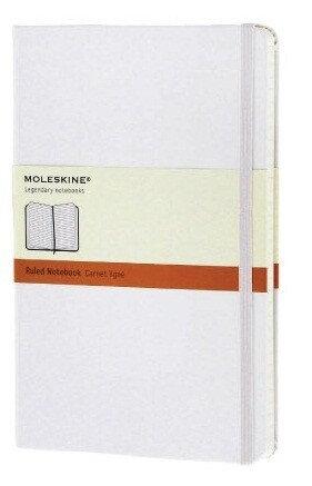 Moleskine Classic Notebook White