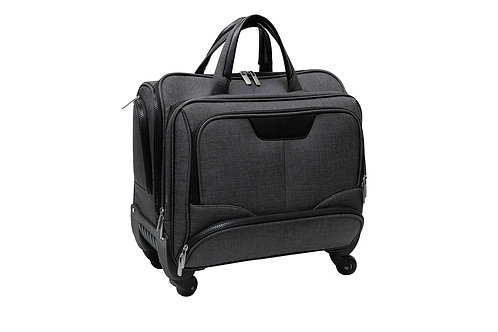 Santhome Caryonn 17 , 4 Wheel Trolley Bag