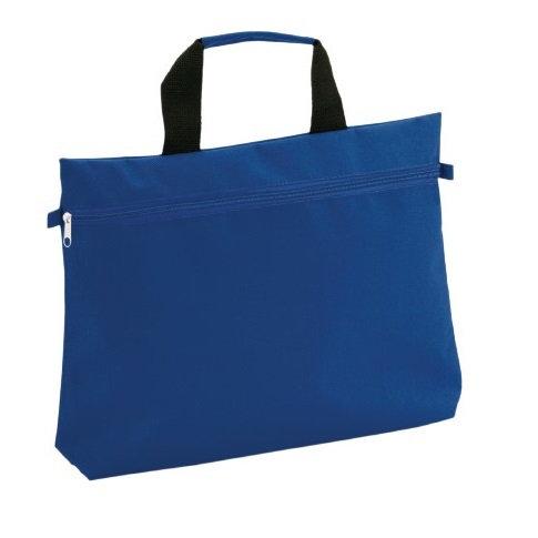 VENTA - 600D Polyester Document Bag - Blue