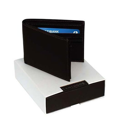 TRENTO Wallet NDM Leather In PB 1051